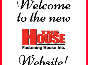 Welcome to Fastening House's New Website!