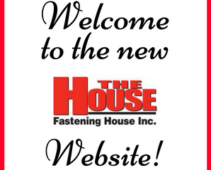 Fastening House Canada New Website