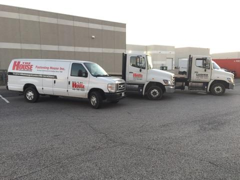 Fastening House Fleet and Delivery Services