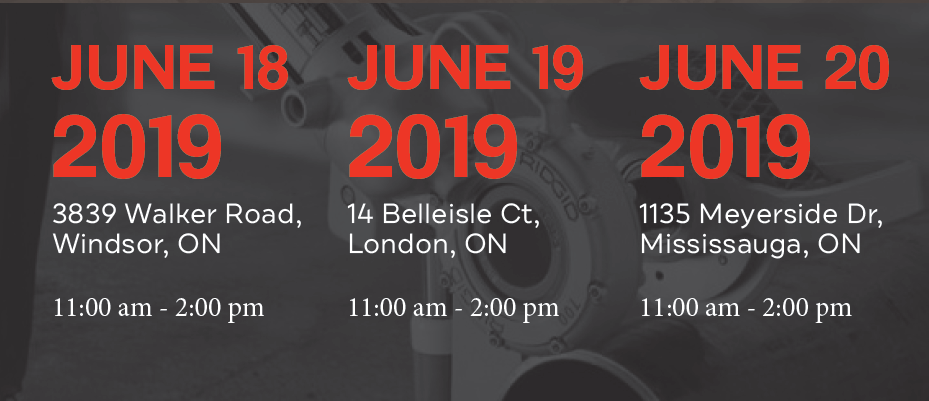 greenlee and ridgid roadshow dates times and locations